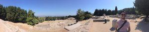 Panoramabild Asklepieion