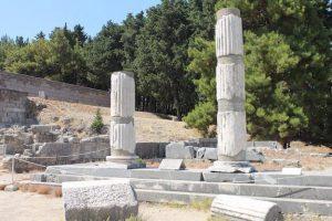 Ruinen Asklepieion