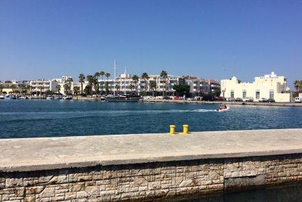 Hafeneinfahrt Kos-Stadt