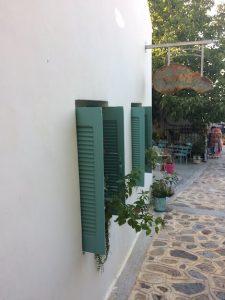 Griechisches Restaurant in Zia, Kos