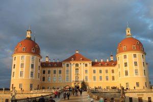 Aufgang Moritzburg