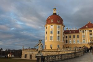 Sandsteinfigur Moritzburg