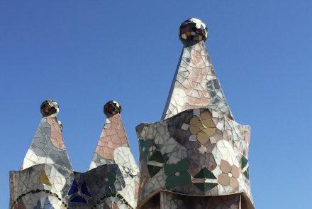 Antoni Gaudi Türme