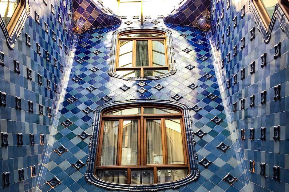 Casa Batlló Innenansicht