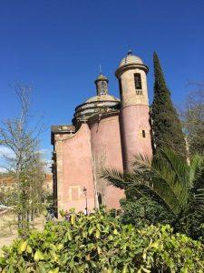 Kapelle im Parc de la Ciutadella