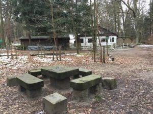 Uttewalder Grund Wanderung Sächsische Schweiz Steinerner Tisch