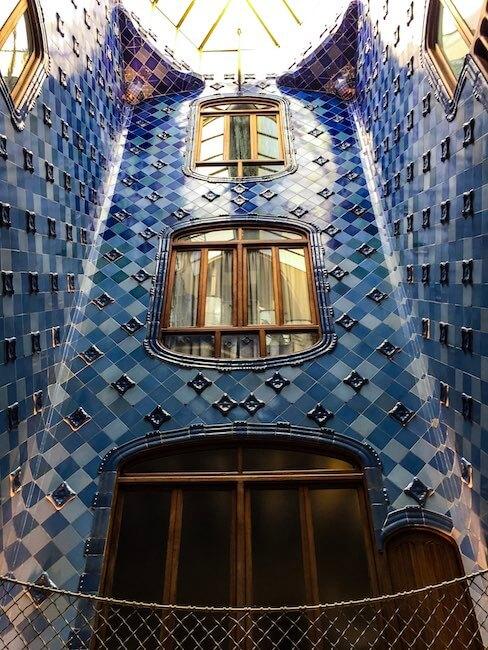 Casa Battó in Barcelona von innen
