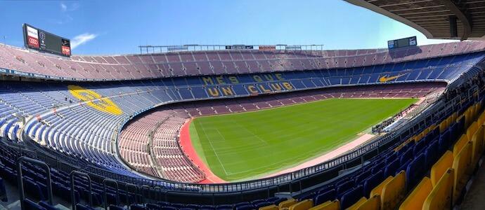 Camp Nou des FC Barcelona