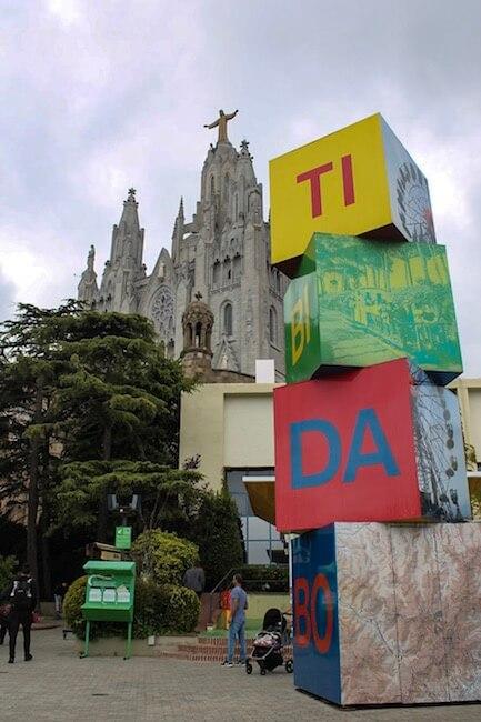 Tibidabo Barcelona