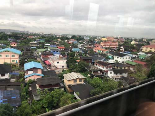 Bangkok Airport Rail Link Impression