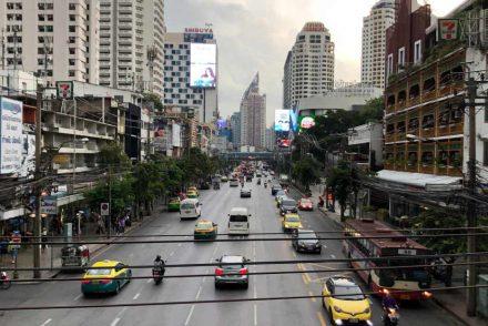 Bangkok Öffentlicher Nahverkehr