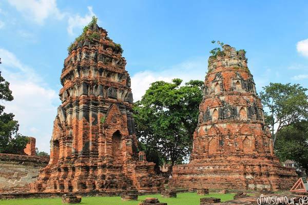 Impression Ayutthaya Geschichtspark