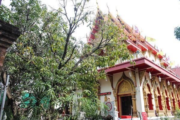 Wat Tempel in Chiang Mai