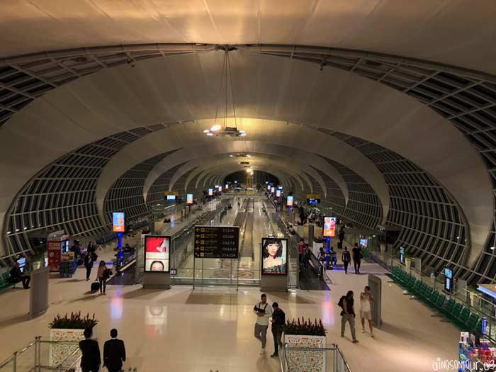 Flughafen Bangkok Terminal