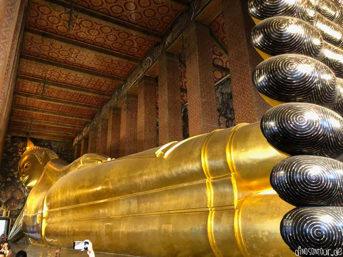 Liegender Buddha Reclining Buddha Wat Pho