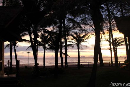 Koh Lanta Yai Sonnenuntergang Sunset