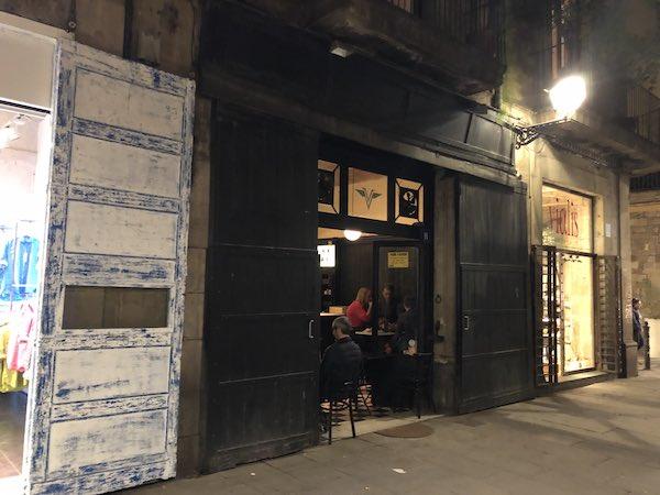 Mudanzas Bar Barri Gotic