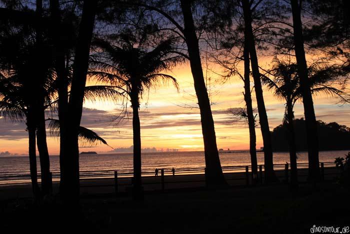 Sonnenuntergang Sunset Koh Lanta Yai