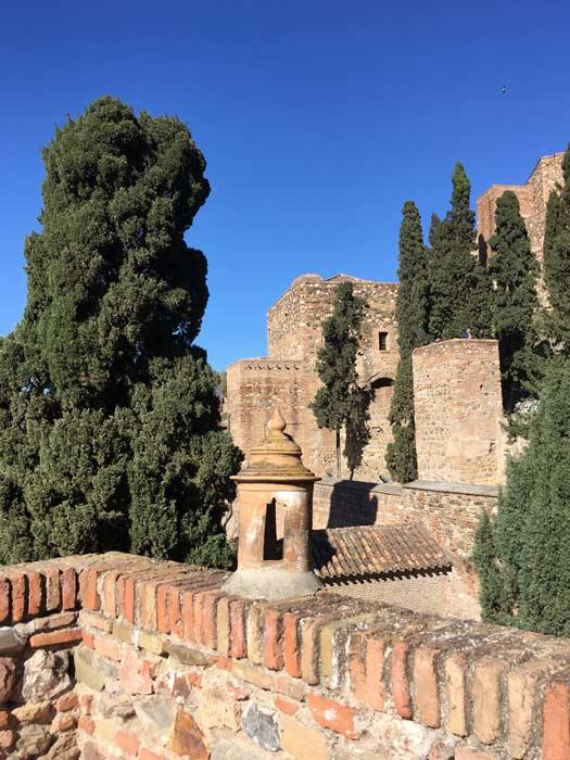 Impression Alcazaba Malaga