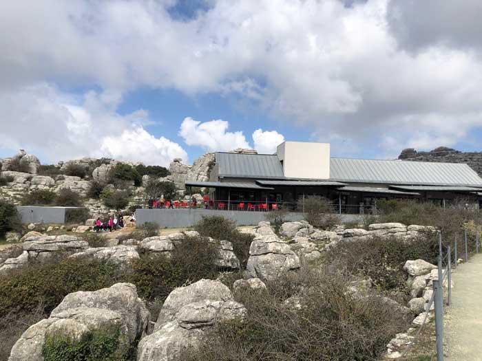 Besucherzentrum Torcal de Antequera