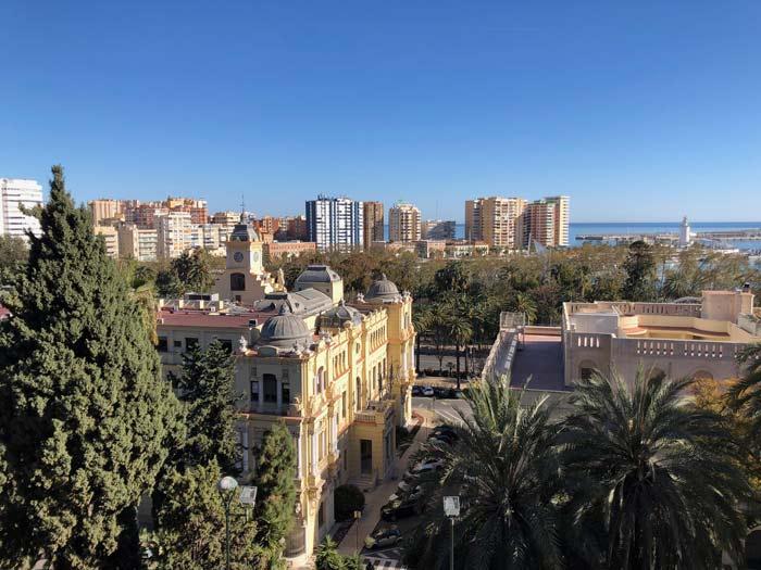 Rathaus Malaga