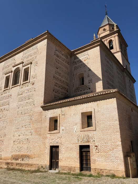 Kirche Santa Maria de la Alhambra