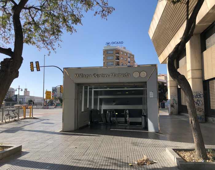 Malaga Centro Alameda