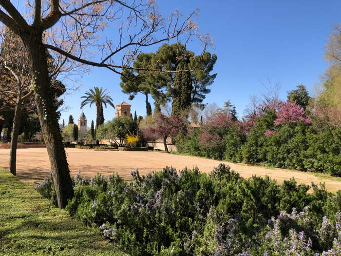 Park Alhambra Impression