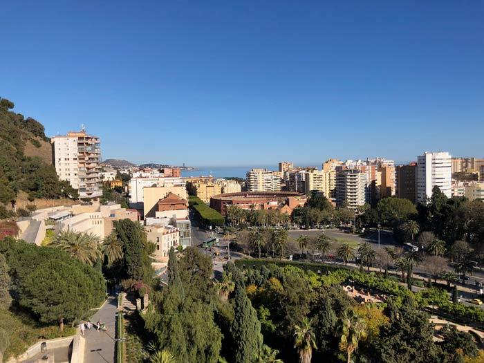 Stierkampfarena von Malaga