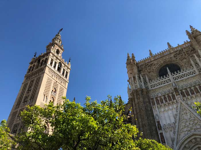 Kathedrale mit La Giralda