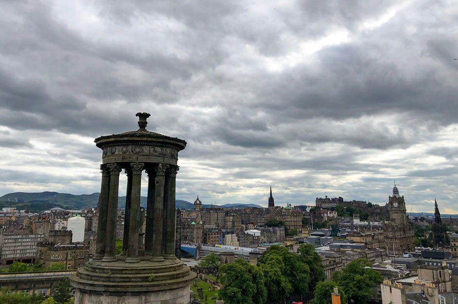 Edinburgh Reisetipps Städtetrip