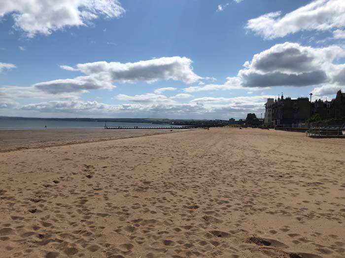 Portobello Beach Strand