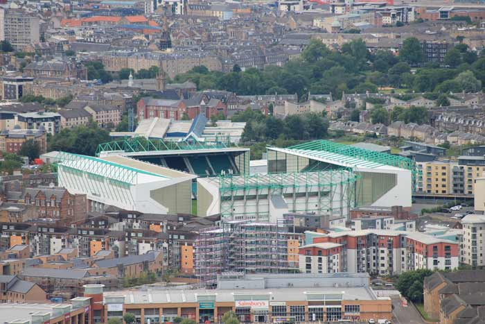 Stadion Easter Road