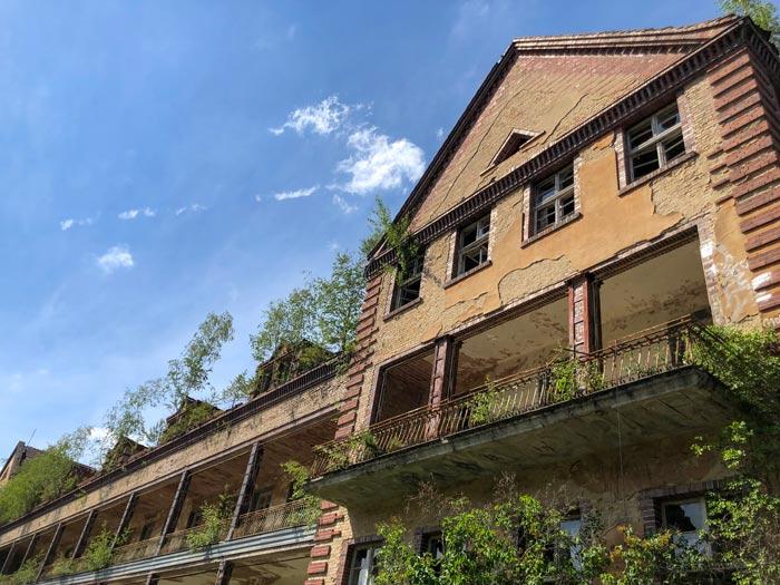 Chirurgie in Beelitz-Heilstätten