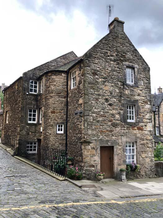 Wohnhaus Dean Village