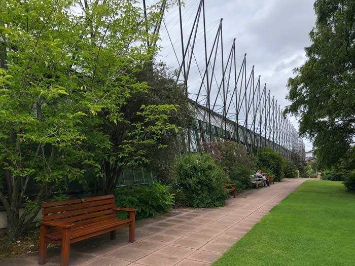 Royal Botanic Garden In Edinburgh Vorgestellt Dinosontour De