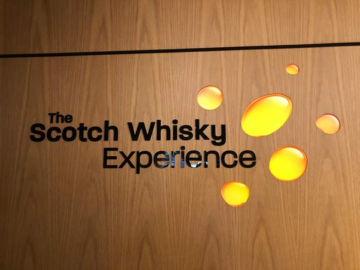 Logo Scotch Whisky Experience