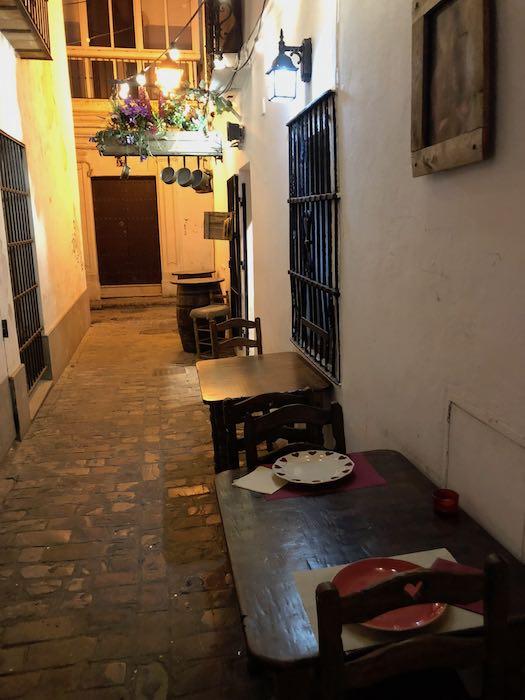 Altstadt Tarifa Restaurants