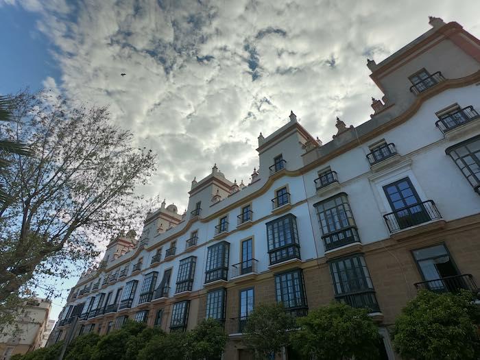 Calle Nueve Haus Cadiz