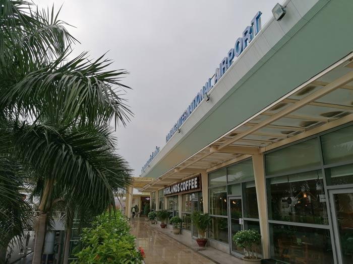 Flughafen Da Nang