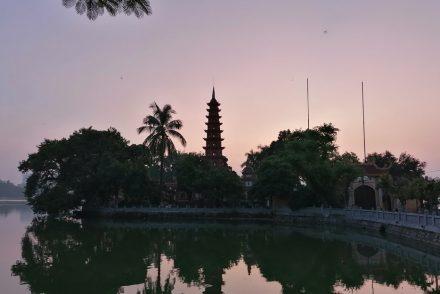 Hanoi Reiseziel Vietnam