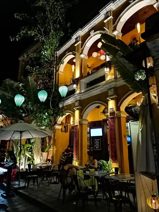 Restaurant in Hoi An