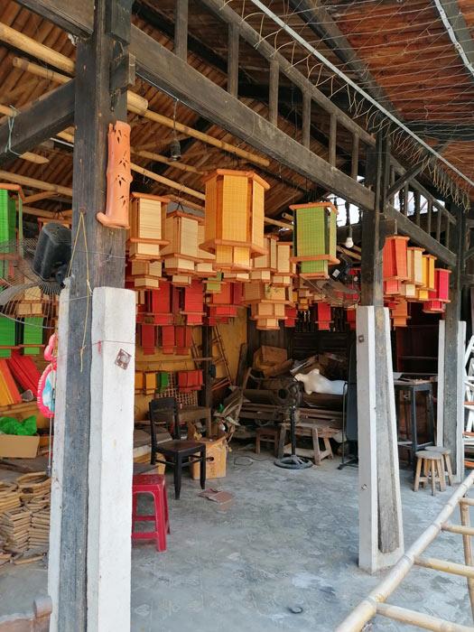 Lampion Werkstatt