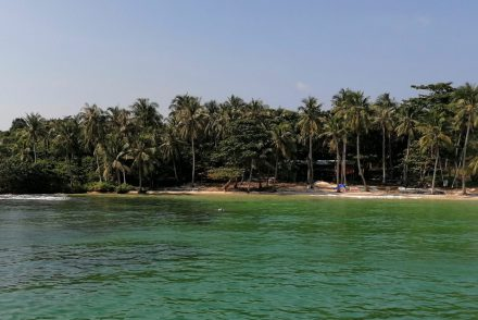 May Rut Island - An Thoi Islands