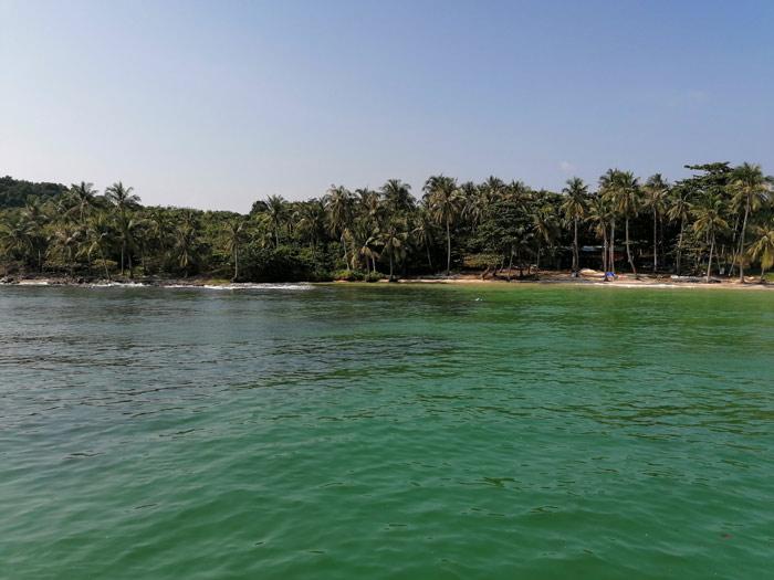 May Rut Island Phu Quoc