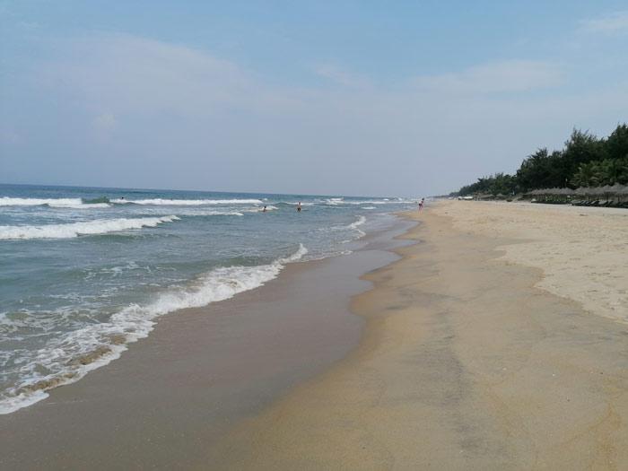 Cua Dai Beach bei Hoi An