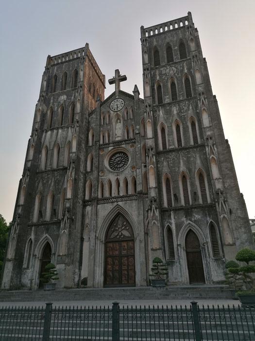 St Joseph Kathedrale in Hanoi