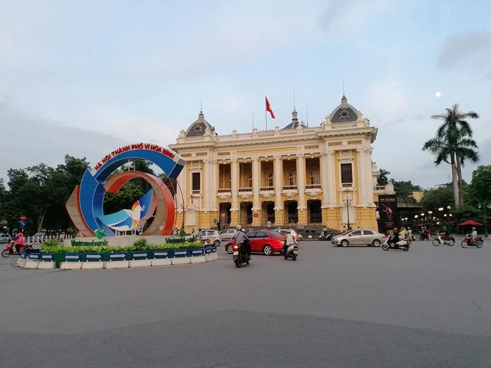 Opernhaus Hanoi