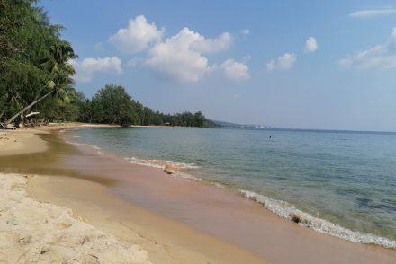 Phu Quoc feiner Sandstrand