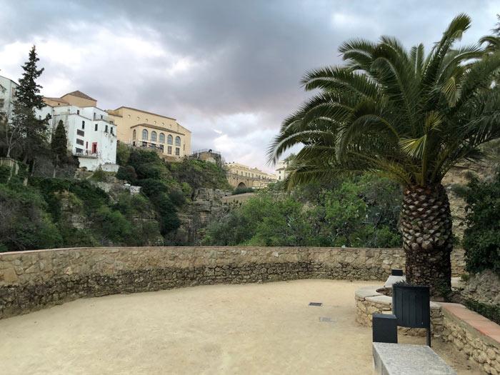 Terasse Gärten Ronda
